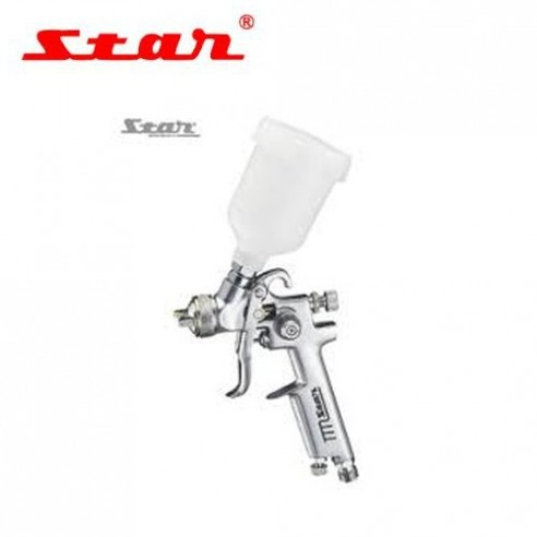 STAR Mini HP Spray Gun VERNICIATURA 0.8