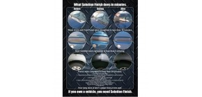 SOLUTION FINISH RESTAURA PLASTICHE & VINILE