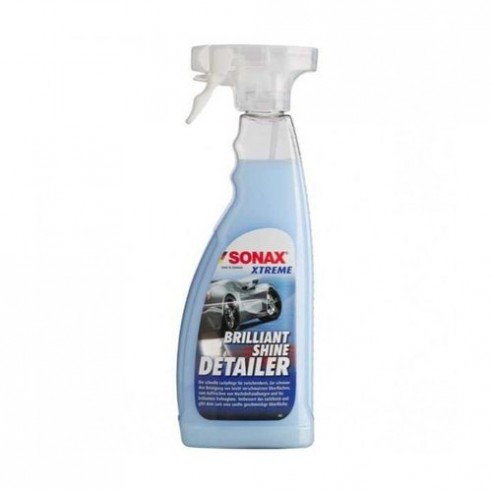 SONAX BRILLIANT SHINE QUICK DETAILER 750ML