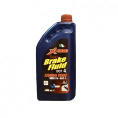 BRAKE FLUID LIQUIDO FRENI DOT 4 1LT