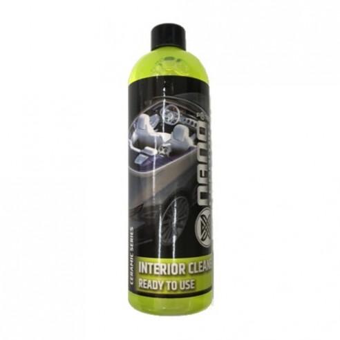 NANO CERAMIC INTERIOR LEATHER & PLASTIC CLEANER