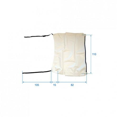 BIKINI SUZUKI SAMURAI 410 PARTE AVANTI IN PVC
