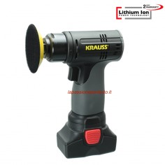 KRAUSS MINI POLISHER A BATTERIA RS-201
